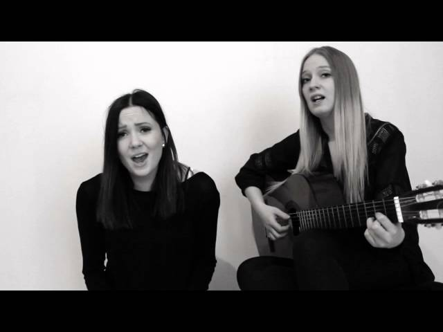 Colbie Caillat - Try (Pihlaja & Saija acoustic cover)