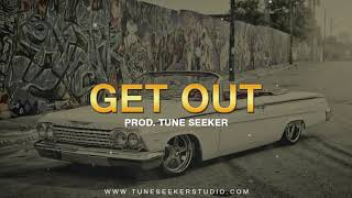 Real DOPE G-funk Rap Instrumental | 2Pac Type Beat - Get Out (prod. by Tune Seeker)