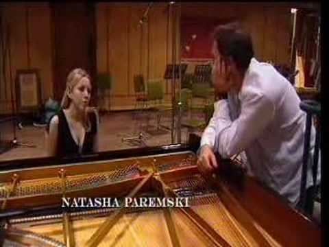 Natasha Paremski plays Tchaikovsky's Piano Concerto No.1