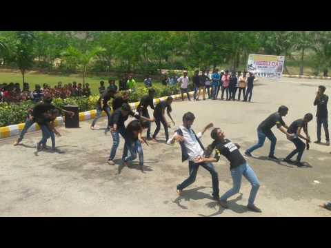 Fantastic FLASHMOB performed by EEE students @SREE RAMA ENGG COLLEGE.