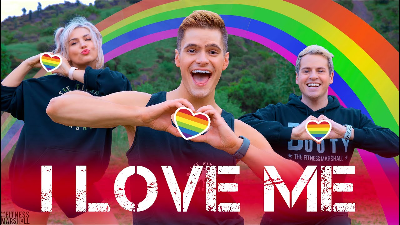 I Love Me - Demi Lovato | Caleb Marshall | Dance Workout | Move #WithMe