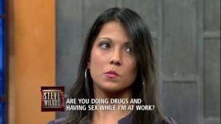 Is My Girlfriend Doing Drugs & Cheating On Me? (The Steve Wilkos Show)