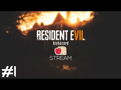 [Applebread] Resident Evil 7 - Pixelation is a Sign of Infection #1 (Full Stream)
