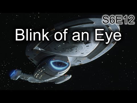Star Trek Voyager Ruminations: S6E12 Blink Of An Eye
