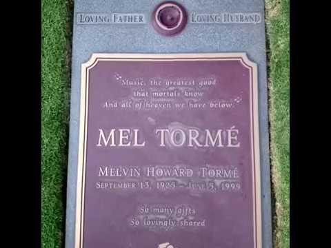 Mel Tormé - GraveTour.com - Take a famous grave tour!