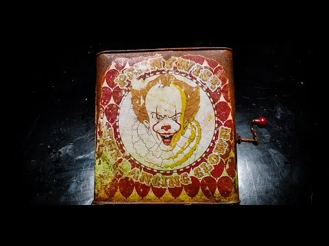 Pennywise Jack in the Box