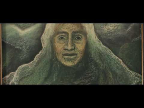 Documentary - The Life of Artist - Shona Hammond Boys -Fields of Lavendar