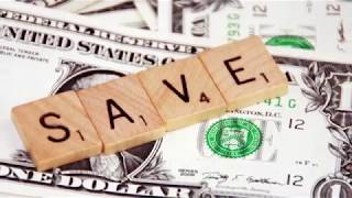 Start Saving Money!