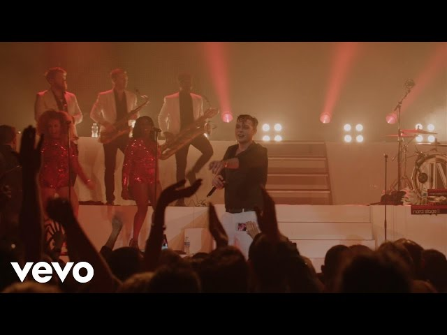 John Newman - Come And Get It (Vevo Presents: Live in London)