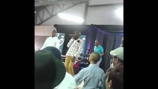 xolisa Kwinana feat. Syoni Thabethe and Mhlekazi @ Luhlaza High School