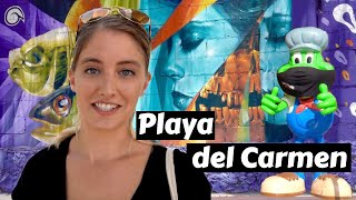 Playa del Carmen Mexico Vlog | 5th Ave, Beach, and What's Open