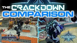 Did Crackdown 3 Downgrade - Crackdown 3 compared to Crackdown 2
