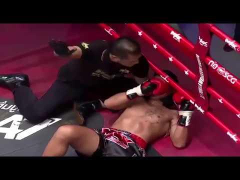 Toeun Theara(Cam) vs YODBOVY TOITURAKITBANTERNG(THAI) Muay Thai 19 November 2017