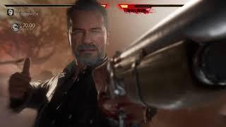 Mortal Kombat 11 The Terminator vs Jade