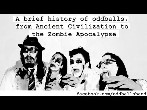 a brief history of oddballs (n-z) @ screamlounge 25/08/2013