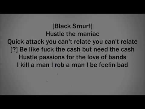 $UICIDEBOY$ X BLACK SMURF X JGRXXN X RAMIREZ- GRAYSCALE Lyrics
