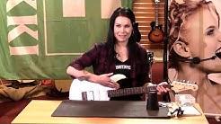 Näin säädät kitaran kaularaudan - Rockway.fi