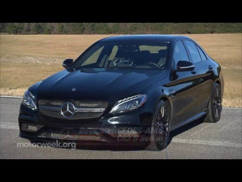 MotorWeek | Track Test: 2016 Mercedes-AMG C63 S Sedan