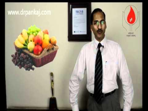Dr.PANKAJ AGARWAL SPEAKING ON FRUITS FOR DIABETIC PATIENTS