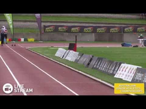 53rd Australian Junior Athletics Championships - Sydney Olympic Park - Sunday Morning