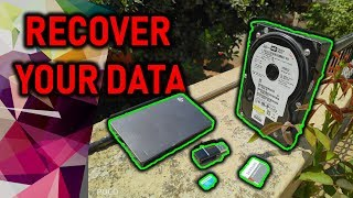 How to recover deleted files from windows/USB/SD card for free | BEST RECOVERY SOFTWARE