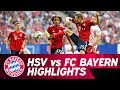 Wagner Müller With A Brace Hamburger SV Vs FC Bayern 1 4 Highlights mp3