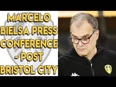 Marcelo Bielsa's Post Bristol City Press Conference