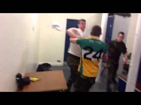 Fat heap of shit fights Offaly star