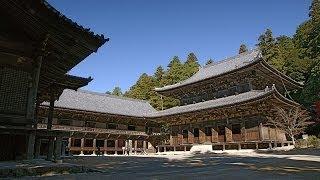 Япония Храм в котором снимали Последний самурай Shoshazan Engyoji Temple himeji japan