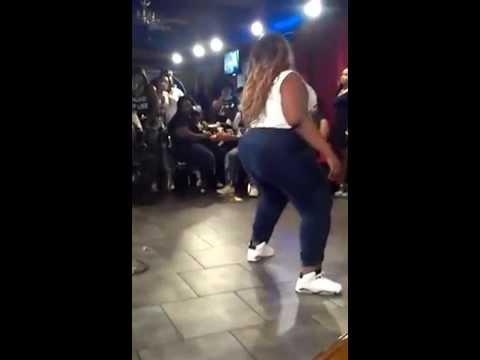 BIG GIRL BIRTHDAY DANCE OFF
