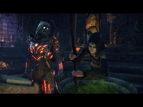 The Elder Scrolls Online - The Witches Festival is Coming!