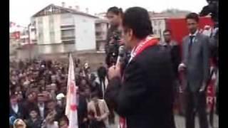 sivas şarkışla muhsin yazıcıoğlu miting bölüm 3