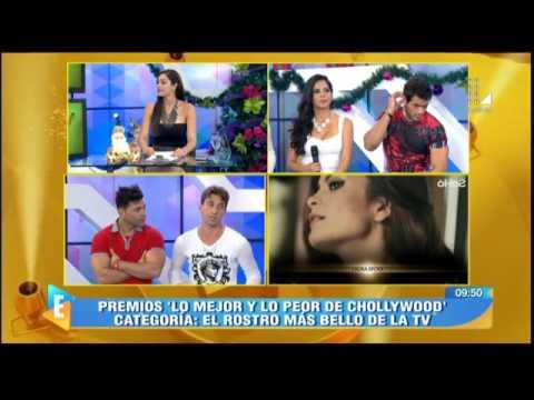 Natalie Vértiz elegida como el rostro más bello de la TV en 2015
