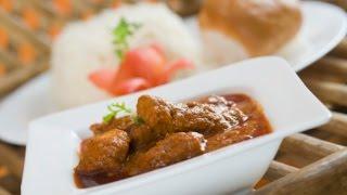 Pork Vindaloo curry recipe