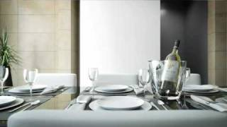 CG animation EXPLODE realistic architectural visualization 【積木製作】