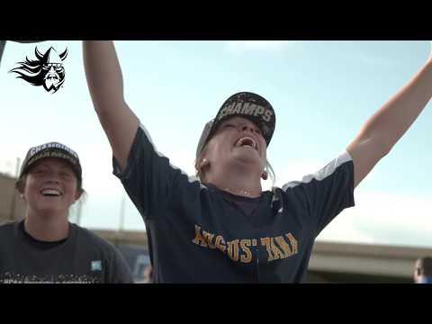 Augustana Softball - 2019 DII National Champions.