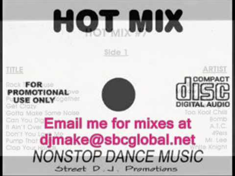Hot mix 7 bad boy bill wbmx chicago style house music for 90s house songs