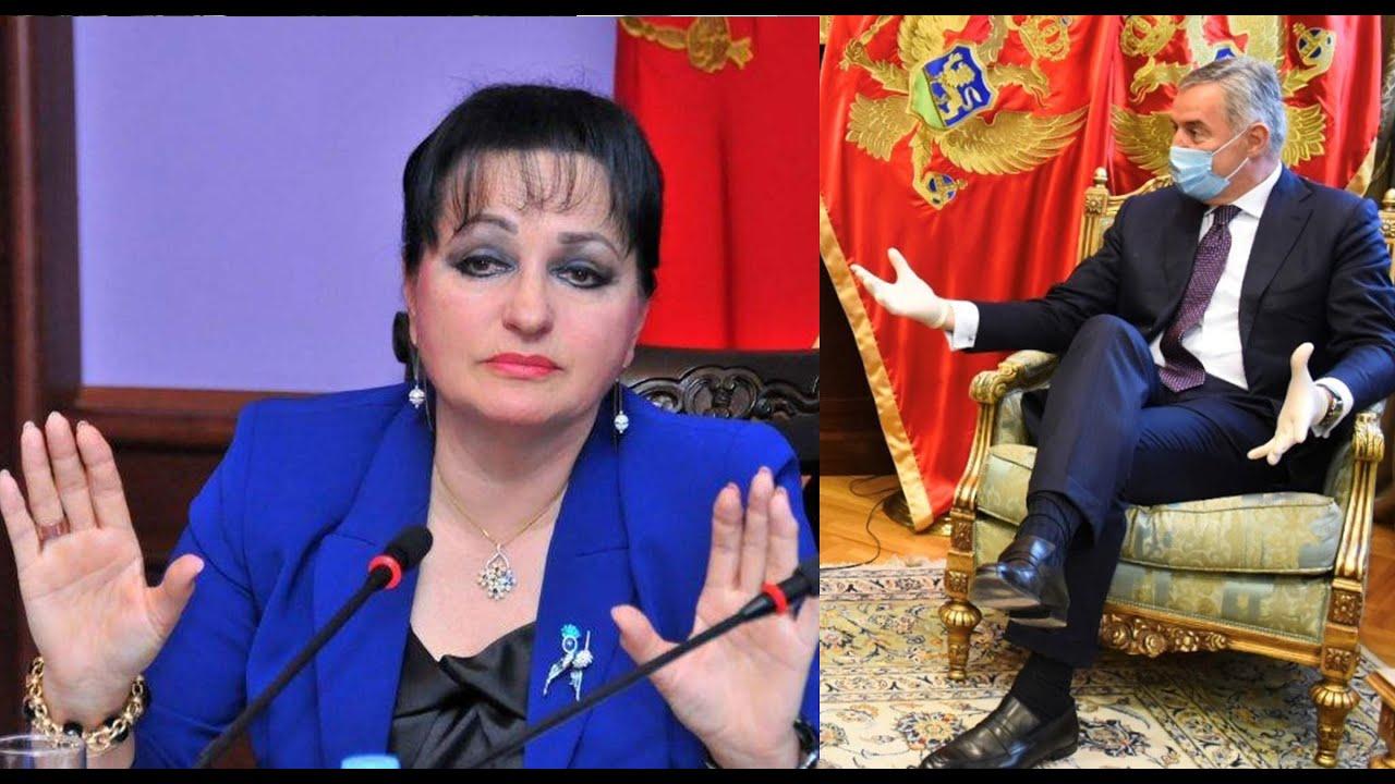 TOP A1  GENERAL GRAHOVAC: #MILO DA PODNESE OSTAVKU #SAVJET: TREĆI MANDAT MEDENICE NIJE NEUSTAVAN