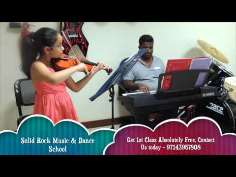 Violin Classes in Dubai
