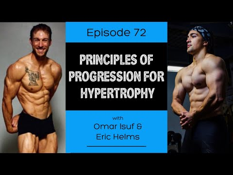 Ep. 72Principles of Progression for Hypertrophy
