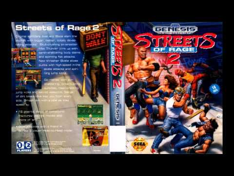 [SEGA Genesis Music] Streets of Rage 2 – Full Original Soundtrack OST