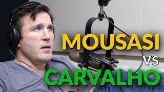 Gegard Mousasi vs Rafael Carvalho