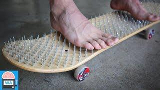 10 krasse Skateboards - die so wirklich existieren!