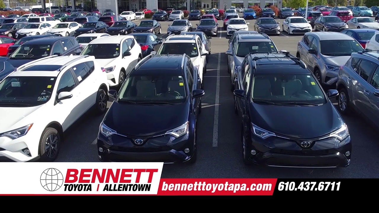 The End Of Year Vehicle Exchange Program At Bennett Toyota