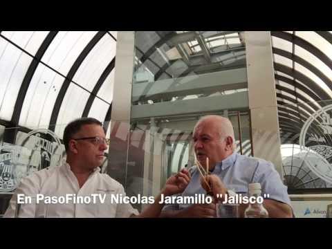 """Hablando De Caballos con Nicolas Jaramillo """"Jalisco """"   1"""
