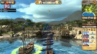 port Royale 3: Pirates & Merchants. Видеообзор