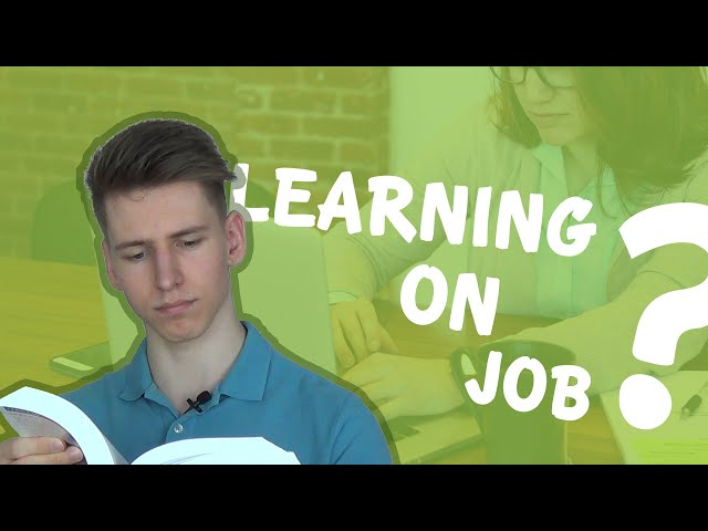 Learning On the Job as an App Developer?
