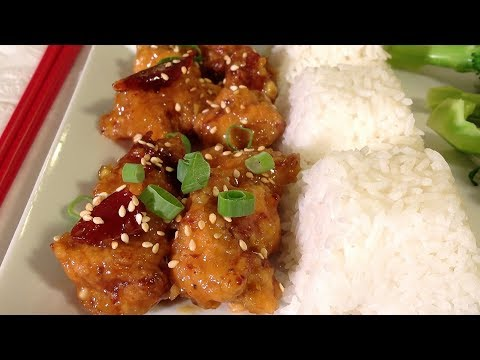 How To Make Orange Chicken-Recipe-Asian Food Recipes Restaurant Style