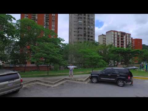 DJI Phantom 2 Vision + V3  And Inspire 1 Flight Test / Caracas, Venezuela.