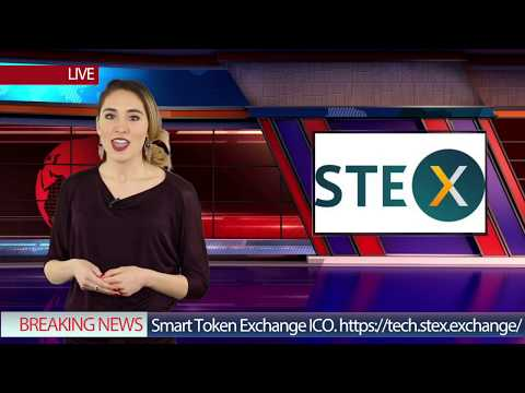 STEX (Smart Token Exchange) ICO - Do Not Miss Out !!